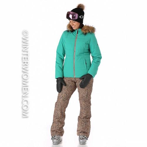 Womens Obermeyer Beau Jacket