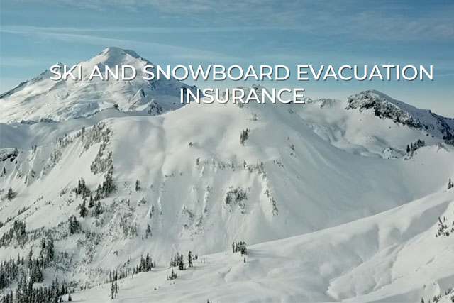 What Is Ski And Snowboard Evacuation Insurance And Do You