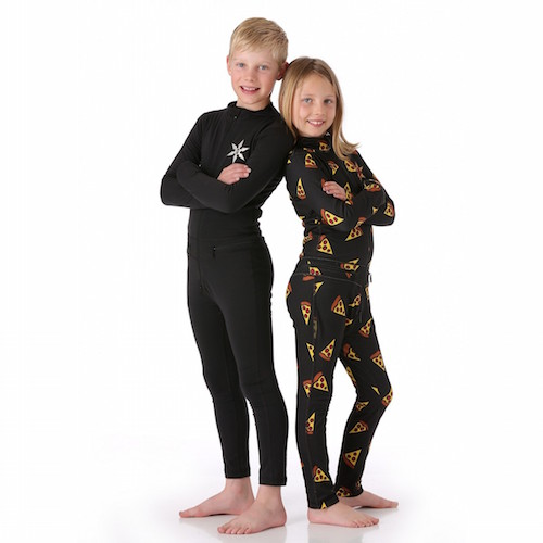 Airblaster Ninja Suit base layer for kids