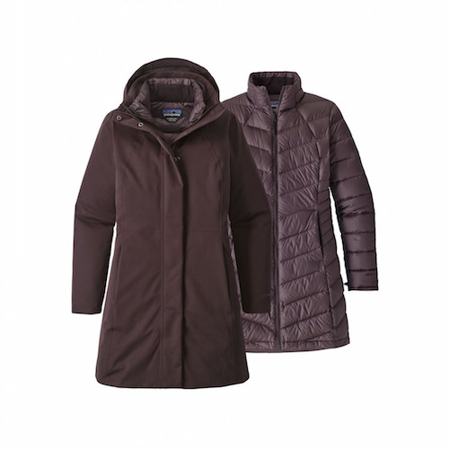 Patagonia Tres Womens long Jacket 2