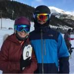 mac kennea broyles learning to ski loveland