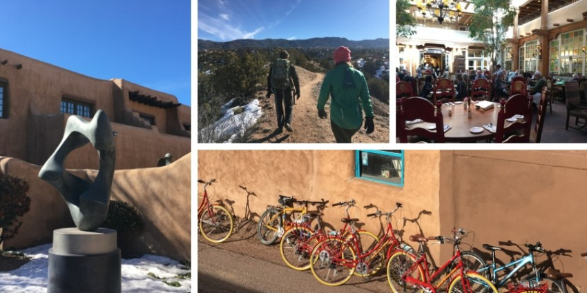 cultural and outdoor attractions in santa fe