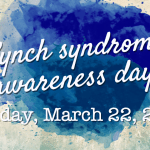 lynch syndrome awareness day