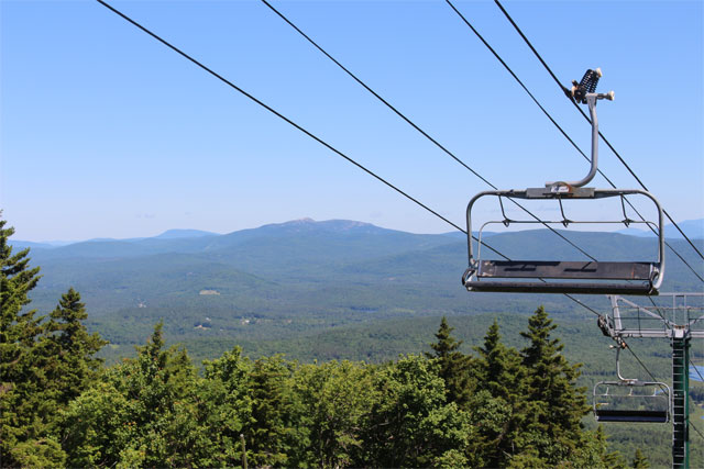 summer at ragged mountain new hampshire