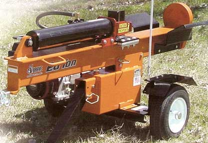 American Log Splitter 4 Way Wedge