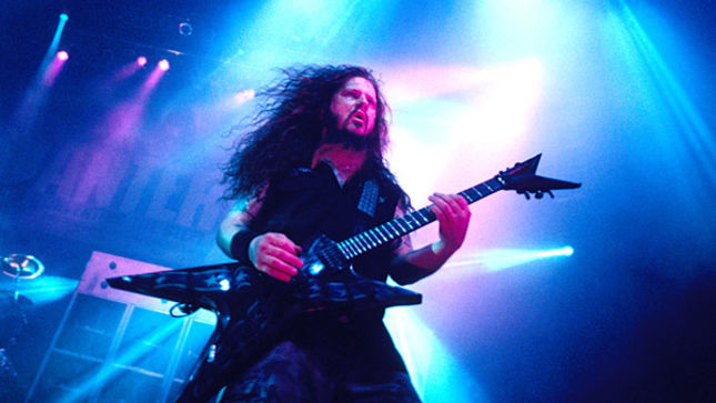 ANTHRAX Pay Tribute To DIMEBAG DARRELL