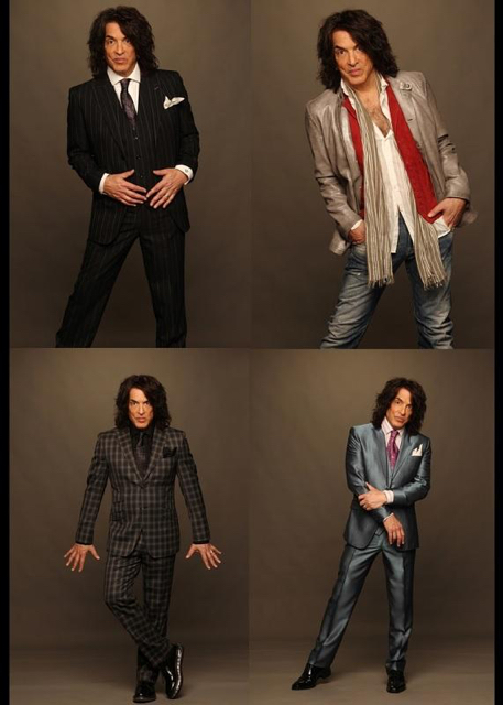 KISS CoFounder PAUL STANLEY On New Royals  Rebels Brand  Fashion Is Momentary Style Is