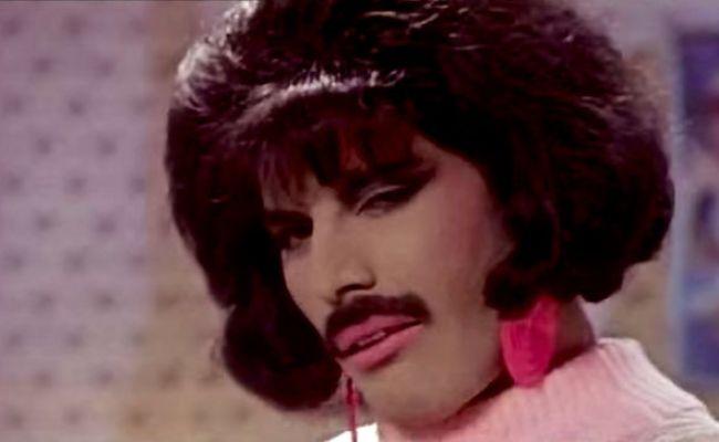 Late Queen Singer Freddie Mercury On I Want To Break Free