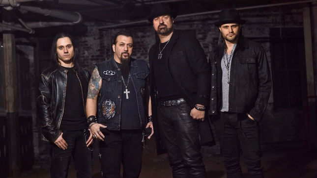 "ADRENALINE MOB Release We The People Album; ""Lords Of Thunder"" Track Streaming"