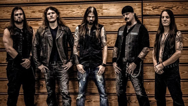 """ICED EARTH Release """"Clear The Way (December 13th, 1862)"""" Lyric Video"""