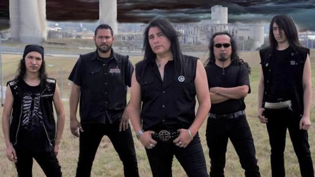 Former VICIOUS RUMORS Vocalist's PROJECT TERROR Changes Name To HEAVEN SENT