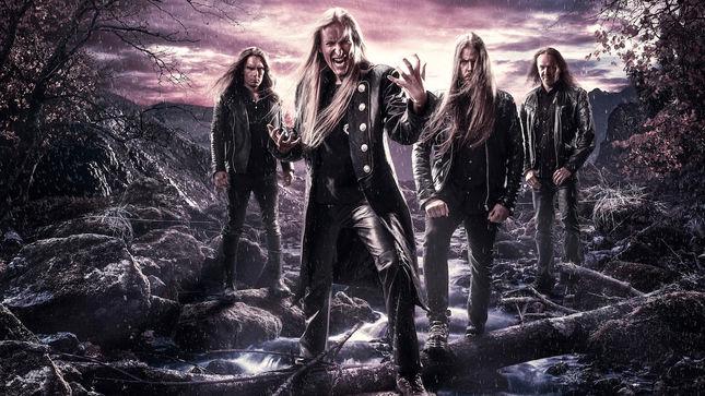 "WINTERSUN Release ""Eternal Darkness (Autumn)"" Lyric Video"