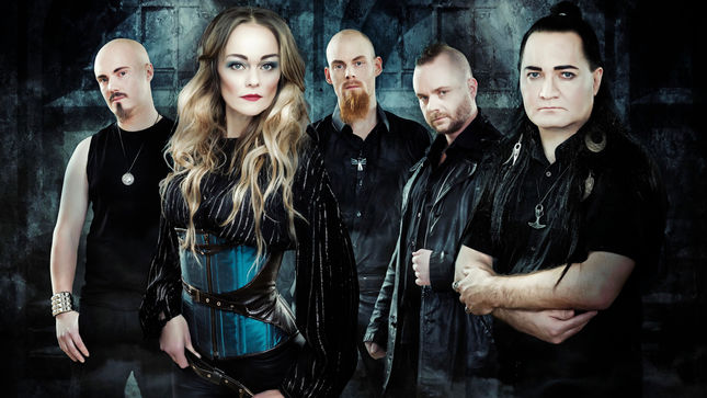 AMBERIAN DAWN's Darkness Of Eternity Album To Be Released In November; Details Revealed