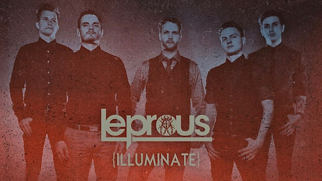 "LEPROUS Release ""Illuminate"" Single / Music Video"