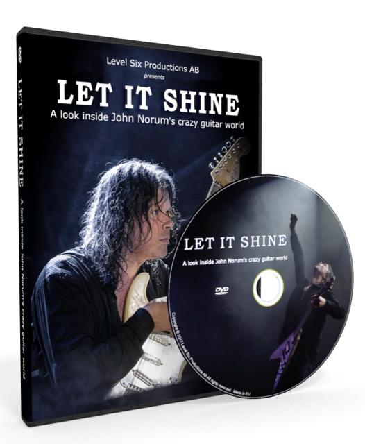 Let It Shine Streaming : shine, streaming, EUROPE, Guitarist, NORUM, Reveals, Details, Shine, Video, Trailer, Streaming, BraveWords