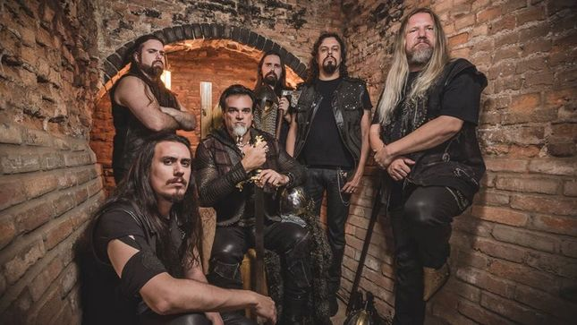 "ARMORED DAWN Debut ""Sail Away"" Music Video"