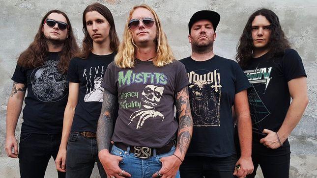 Deathrite  Nightmares Reign Album Details Revealed