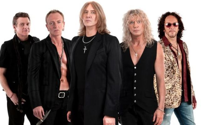 Def Leppard Mc5 Rage Against The Machine Among Nominees