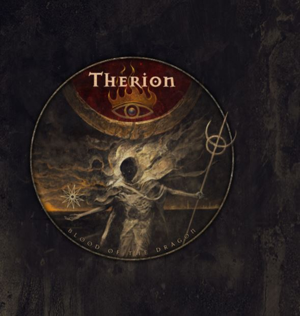 THERION  Covers Compilation Blood Of The Dragon Out March