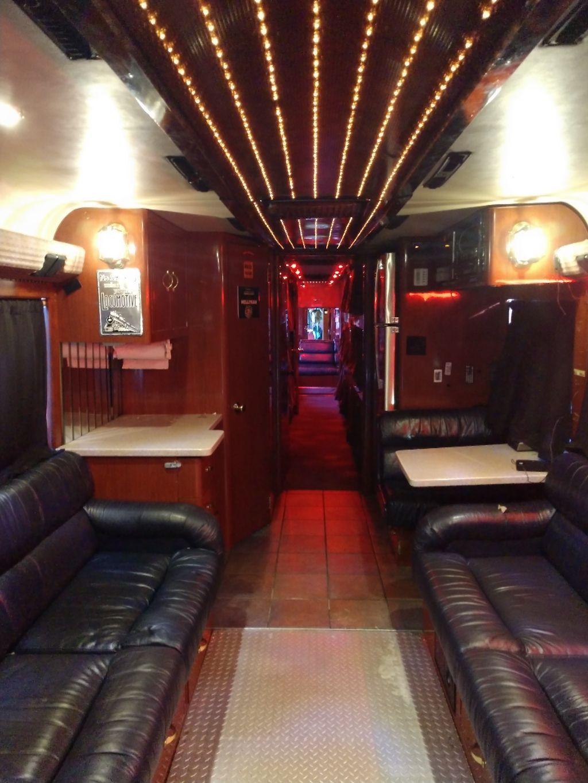 VINNIE PAULs Tour Bus Up For Sale  Bravewordscom