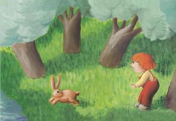 איתמר פוגש ארנב - אופרה לילדים מאת דוד גרוסמן ויוני רכטר