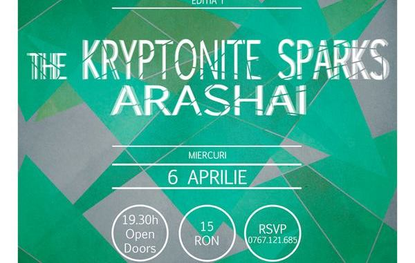 The Kryptonite Sparks