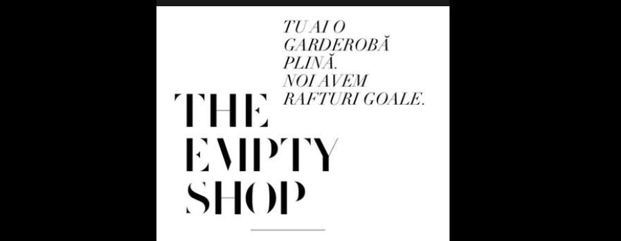 Empty Shop @ Promenada