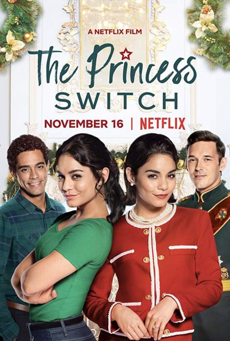 The Princess Switch film
