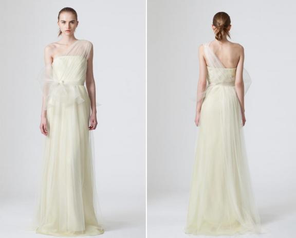 Vera Wang Spring 2010 Wedding Dresses