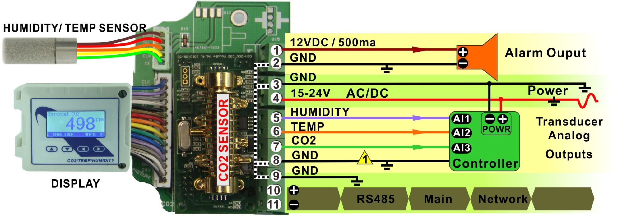 hight resolution of co2 sensor wiring diagram co2 d co2 w