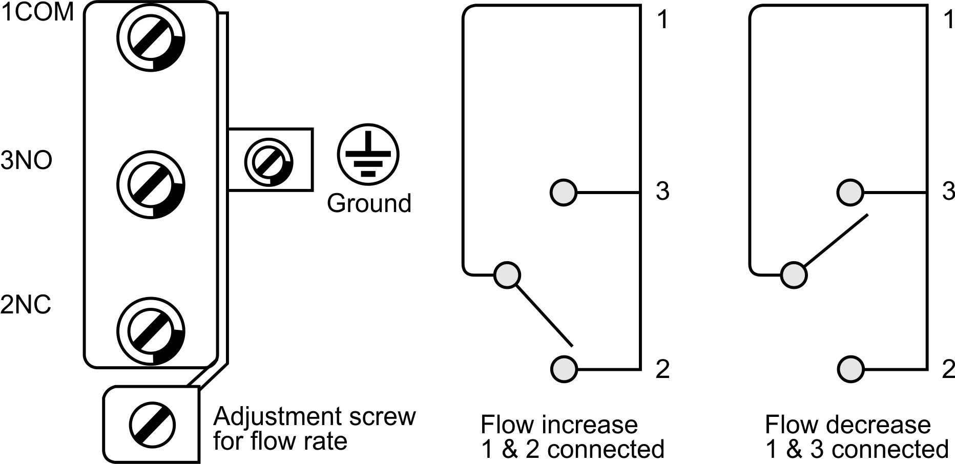 Free Download: Water Flow Pressure Switch Wiring Diagram