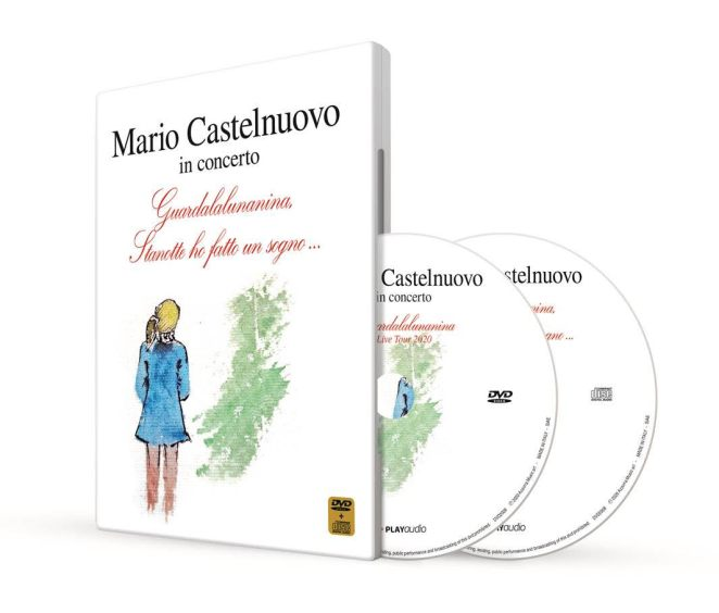 Mario Castelnuovo guardalalunanina