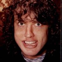 Angus Young 1981