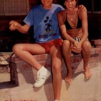 Kristy McNichol & Desirée Nosbusch 1981