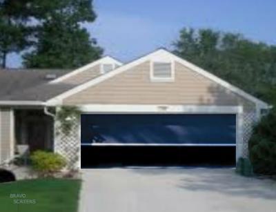 Retractable Screen Door Garage Diy Kit To 192 X 96 Inches