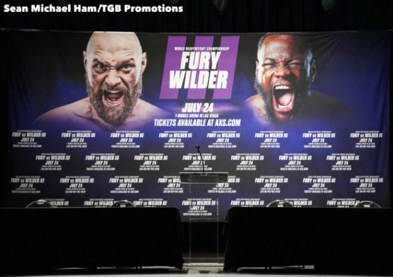 Fury vs Wilder 3 - Press Conference (LA)12