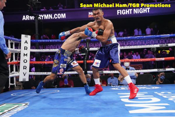 Juarez vs Rivera - Fight Night7 (1)