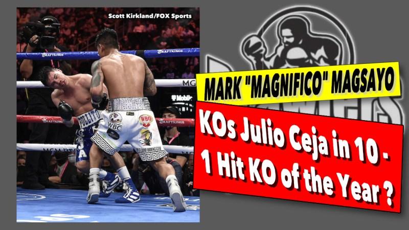 Mark Magsayo