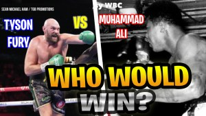 Muhammad Ali vs Tyson Fury
