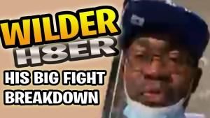 Wilder H8er