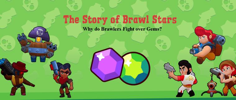 brawl stars story