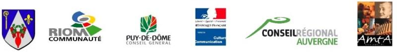 Banière logos