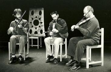 """""""Les Blaireaux"""", avec Jean-Marc Delaunay, Fabrice Lenormand et Philippe Ancelin"""
