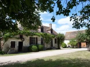 La ferme d'Embraud, acquise par la Chavannée en 1978