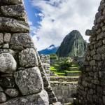 Huayna Picchu View. Machu Picchu. Peru.
