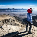 Summit of Mount Whitney. California.