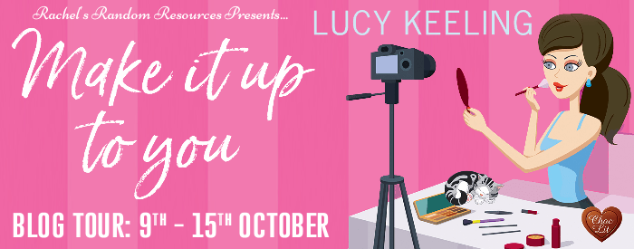 Make It Up To You - Blog Tour Banner
