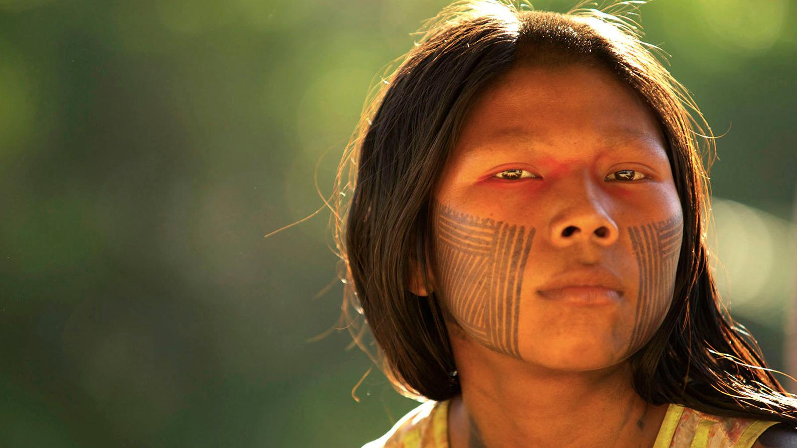 Risultati immagini per indios dell'amazzonia