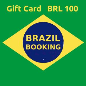 Gift card BRL 100