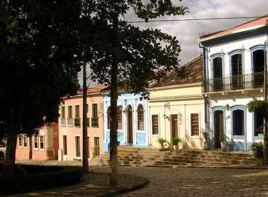 Colonial town of Antonina- Paraná